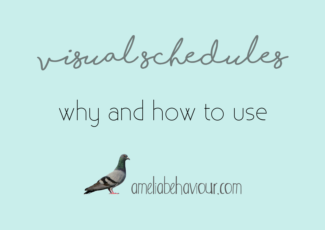 Visual schedules: why and how to use?