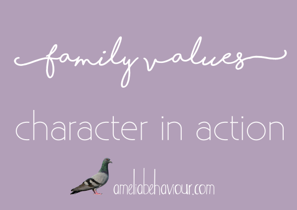 family values character
