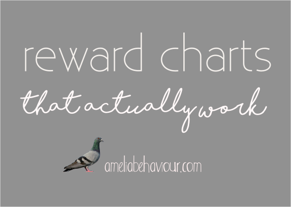 reward charts behavior