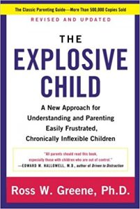 explosive child ross green oppositional defiant disorder