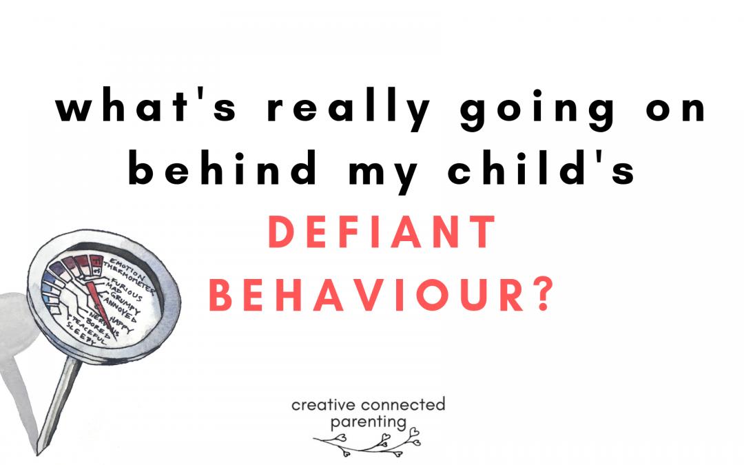5 Hidden Reasons for Challenging Behaviour