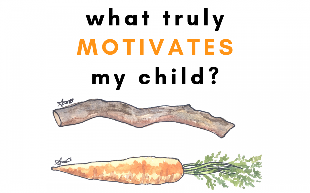 What truly motivates my child?