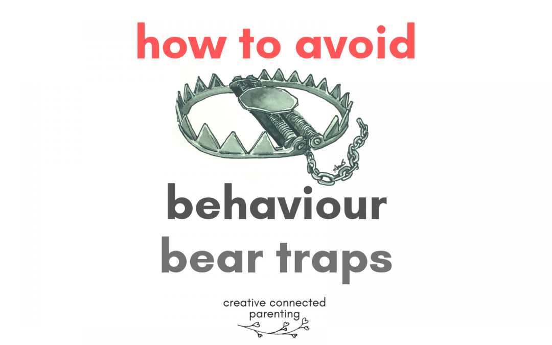 How to avoid behaviour bear traps